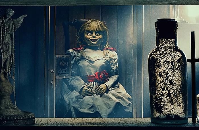 Annabelle 3 presentara una nueva entidad La novia The Bride 2