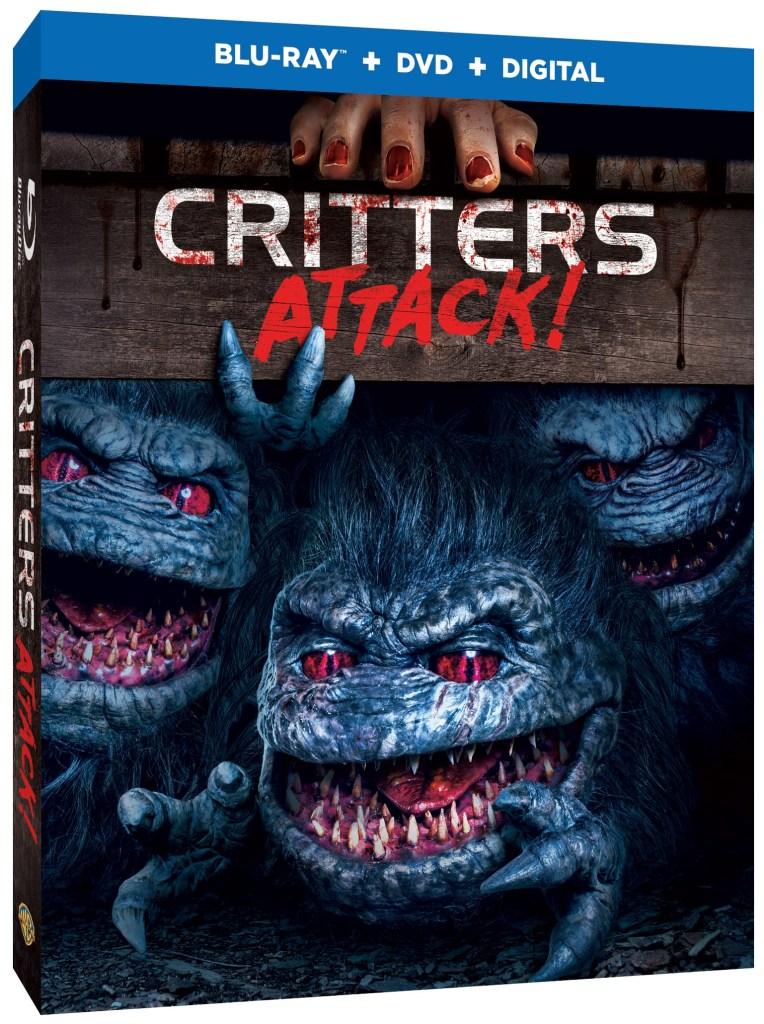Critters Attack luego de 30 años vuelen las criaturitas mas mortíferas