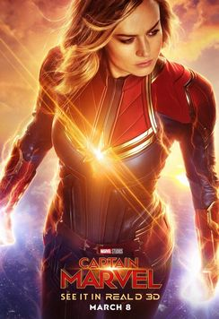 CAPTAIN MARVEL 2019 6