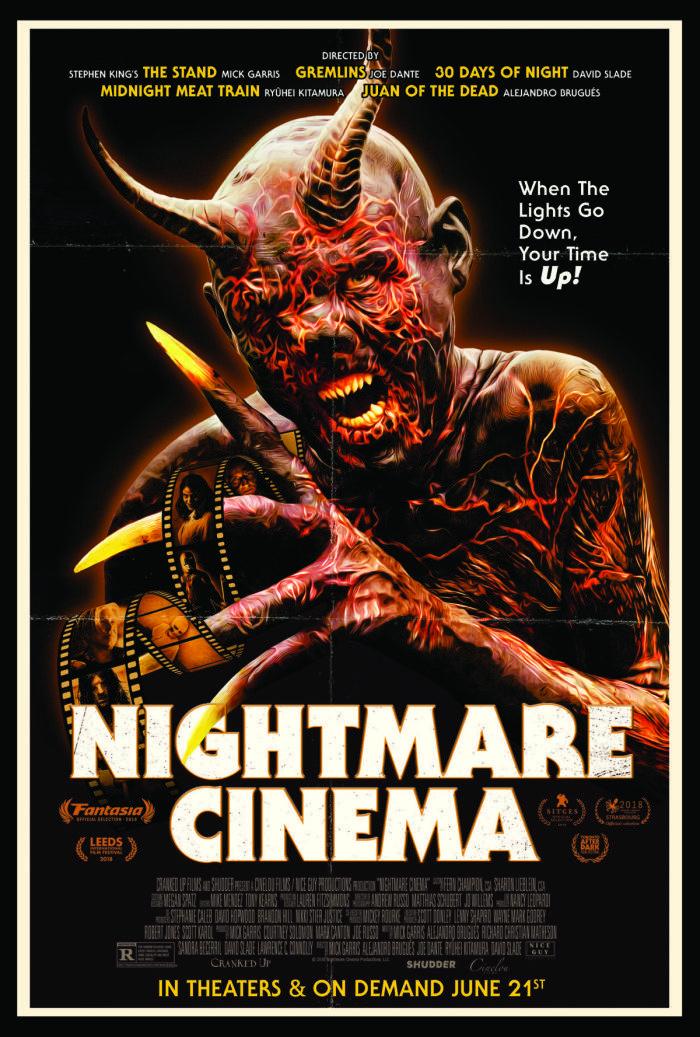 Nightmare Cinema es una nueva antología de terror con Mickey Rourke