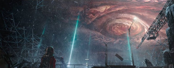 The Wandering Earth 2019 2