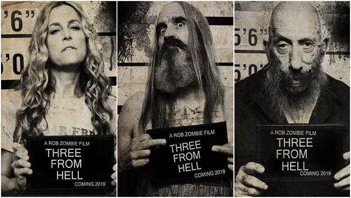 Primer trailer adelanto de 3 from Hell de Rob Zombie