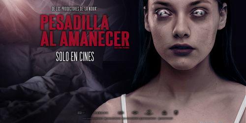 Trailer y Poster de Pesadilla Al Amanecer Quiet Comes The Dawn 2