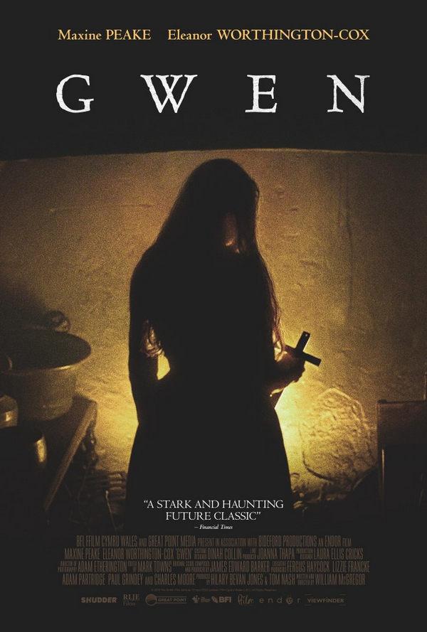 Gwen parece la perfecta compañera de The Witch y Hagazussa Trailer