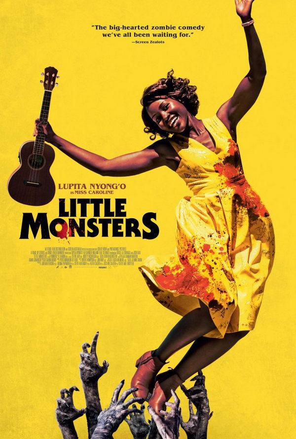 Little Monsters' Una comedia zombie que promete risas aire fresco y...