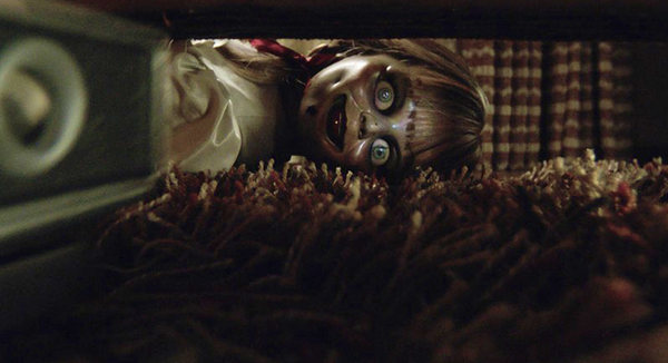 ANNABELLE 3 COMES HOME 2019