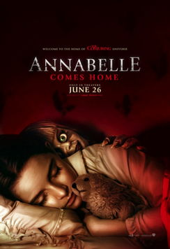 ANNABELLE 3 COMES HOME 2019 2