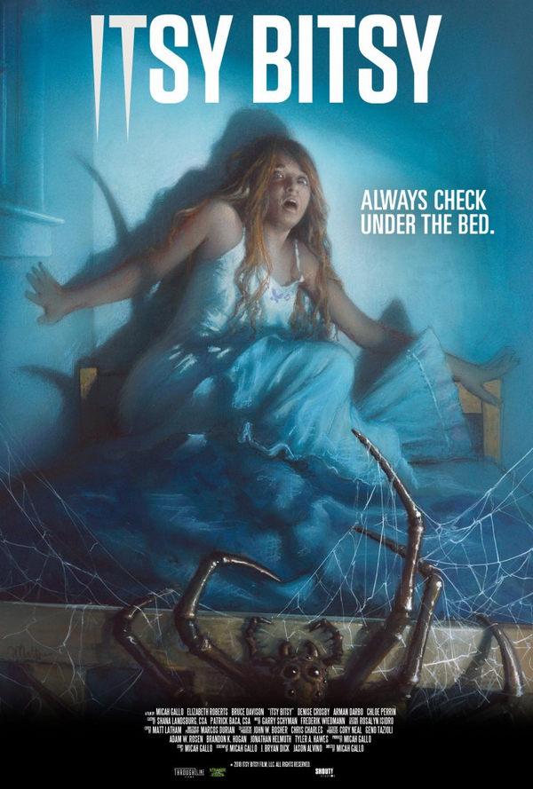 Tienes miedo a las arañas ITSY BITS se estrena el 30 de agosto