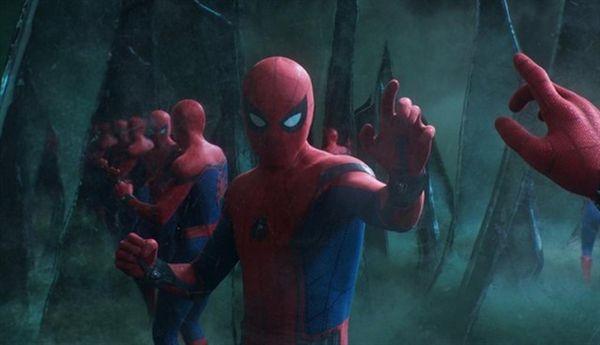 Spiderman Far Home 5