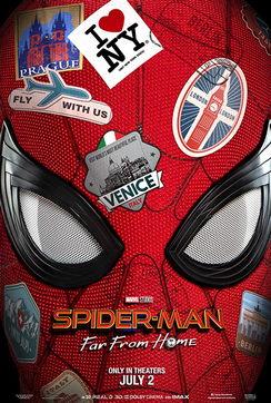Spiderman Far Home 6