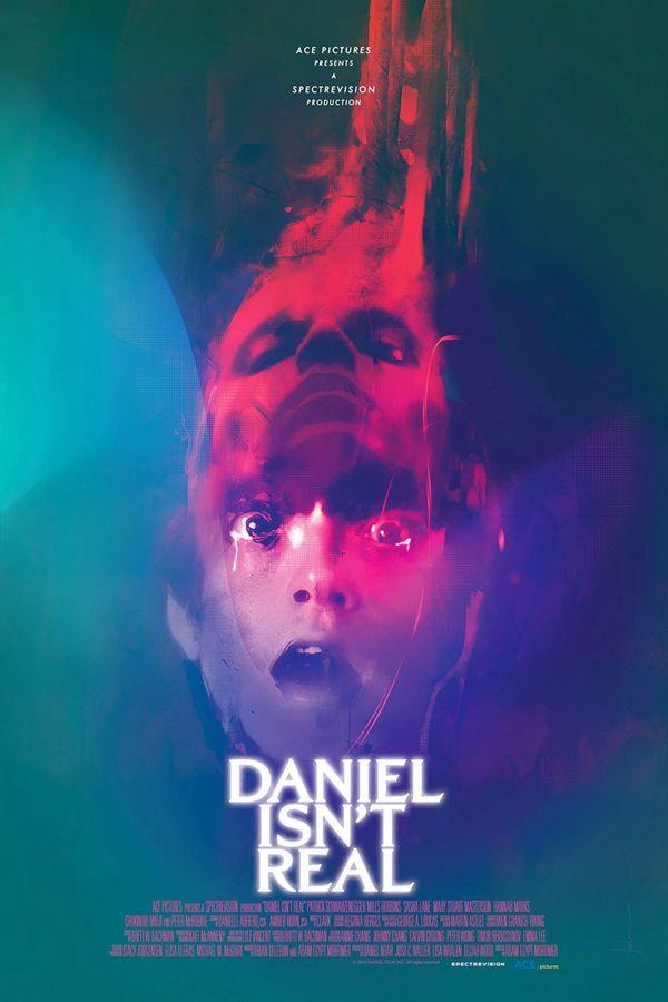 Daniel Isn't Real A veces los amigos imaginarios no son tan buenos...