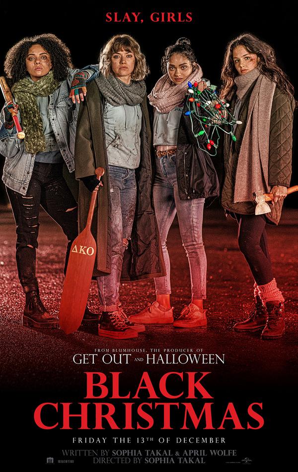 El nuevo remake de Black Christmas se estrena en diciembre Trailer