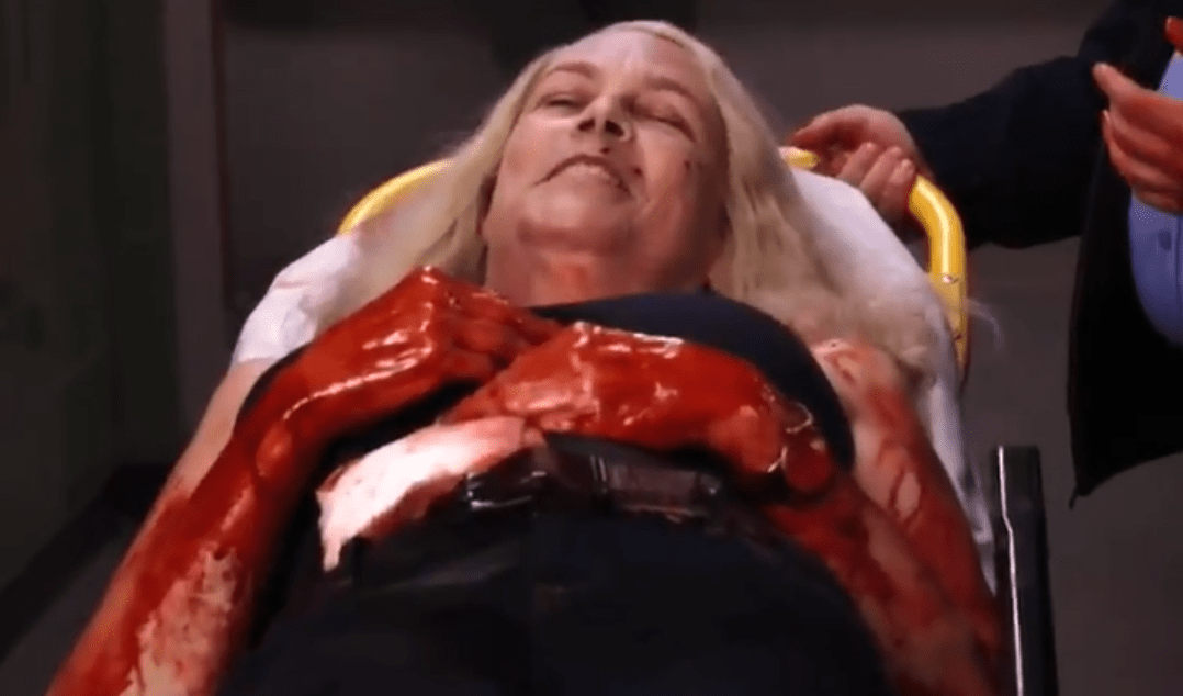 Jamie Lee Curtis comparte la primera imagen de Halloween Kills 3