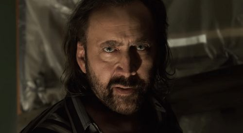 Nicolas Cage interpreta a un loco con secretos perversos Grand Isle