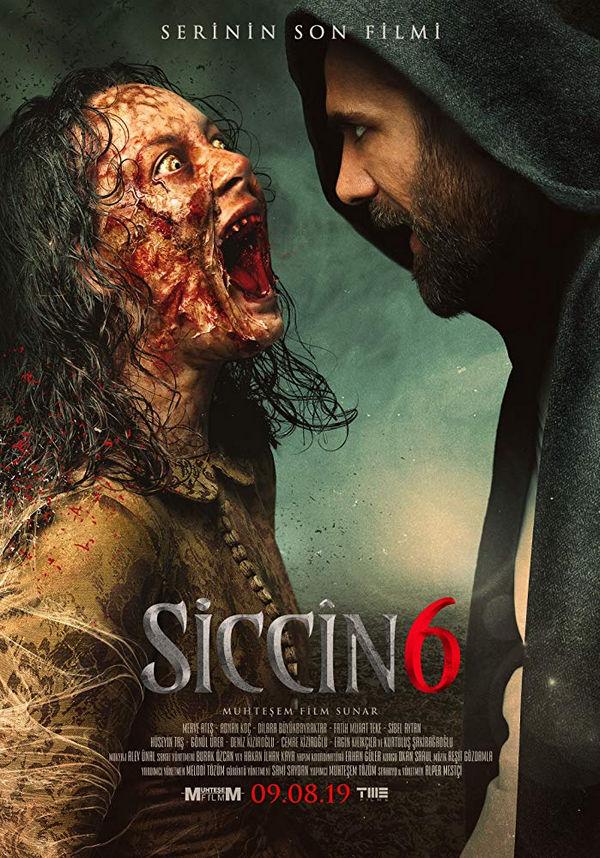 Siccin 6 la saga mas satánica estreno su nueva entrega en Turquía Trailer