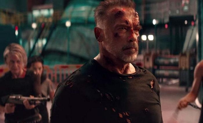 Terminator Dark Fate se la pega en taquilla y la saga esta acabada