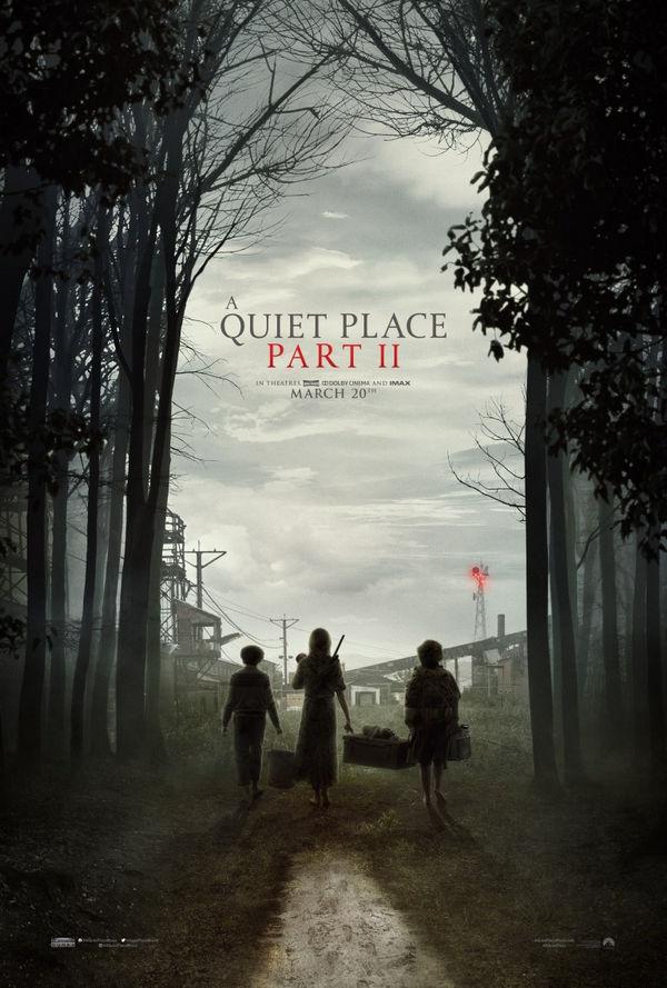 A Quiet Place 2 Primer teaser adelanto con Emly Blunt 2