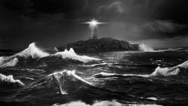 The Lighthouse pelicula de robert eggers