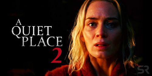 A Quiet Place Part 2 No hagas ruido la madre que los pario Trailer 2
