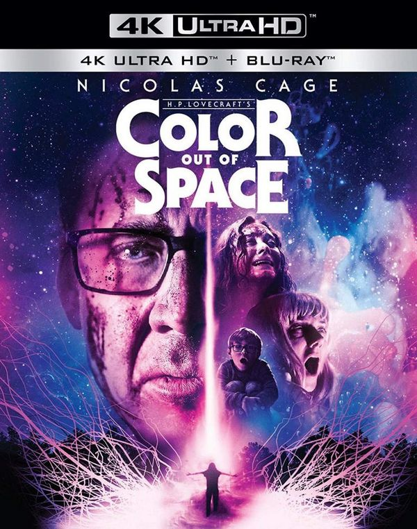 Color Out of Space llega en VOD 4K Ultra HD y Blu ray el 25 de febrero
