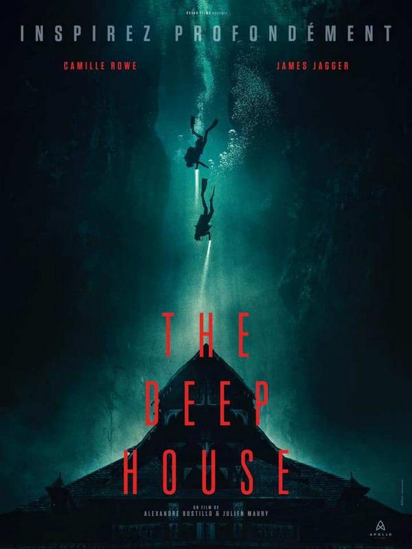 Directores de Inside nos sumergen es su nuevo film The Deep House