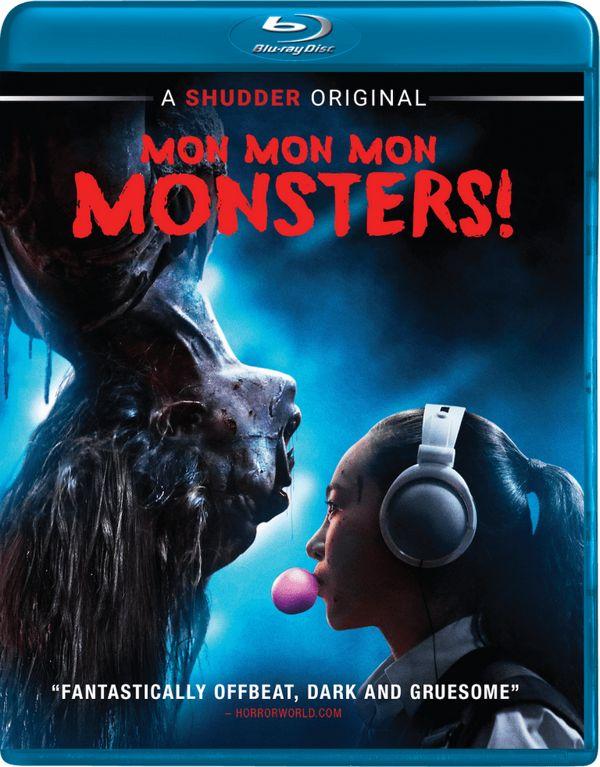 Mon Mon Mon Monsters se estrena en Blu Ray en febrero 2
