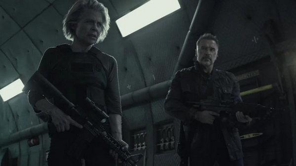 Terminator Dark Fate 2019 3