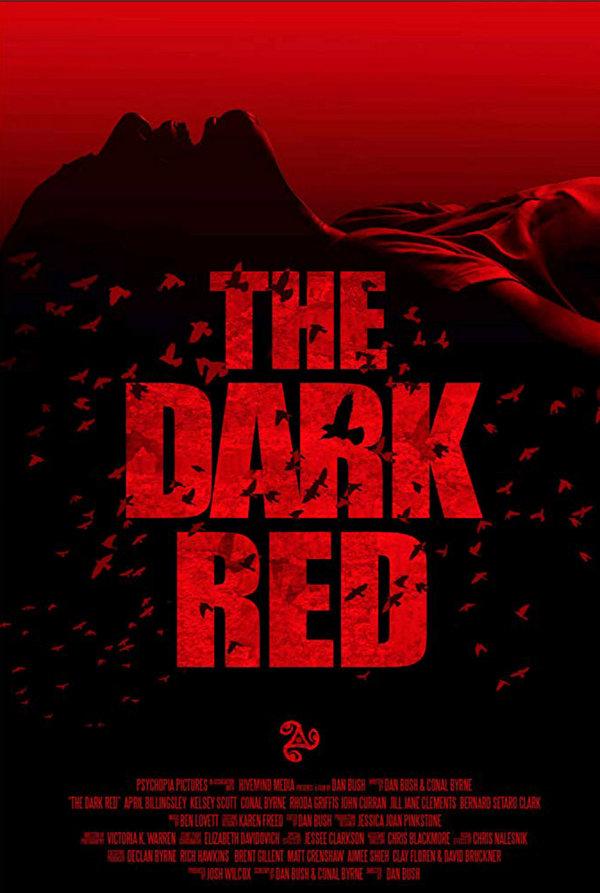Trailer y poster de The Dark Red sobre cultos satánicos y algo mas
