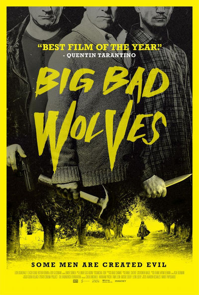 Big Bad Wolves (2013)