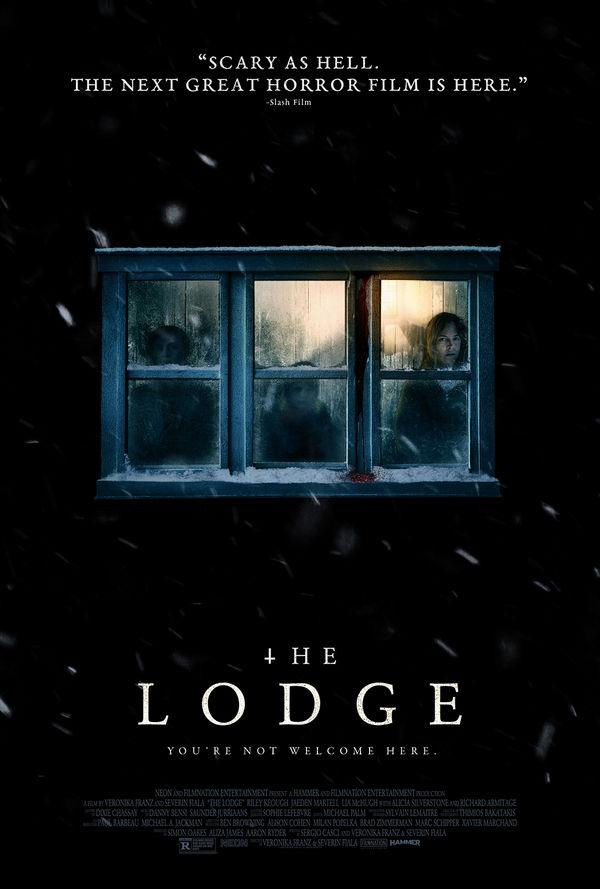 Espeluznante clip de The Lodge que se estrena en febrero