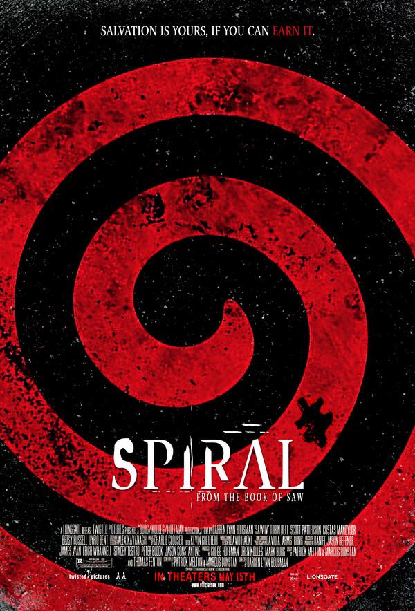 Spiral From the Book of Saw Nueva entrega de SAW con Chris Rock y Samuel L Jackson