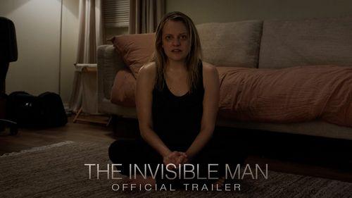 The Invisible Man Nuevo trailer del hombre que no podías ver y te acosaba