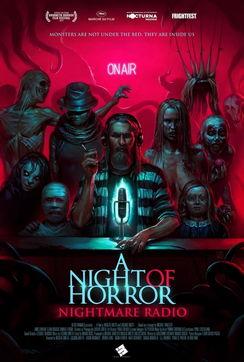 A Night of Horror Nightmare Radio 2020 6