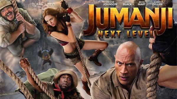Jumanji Next Level 2019