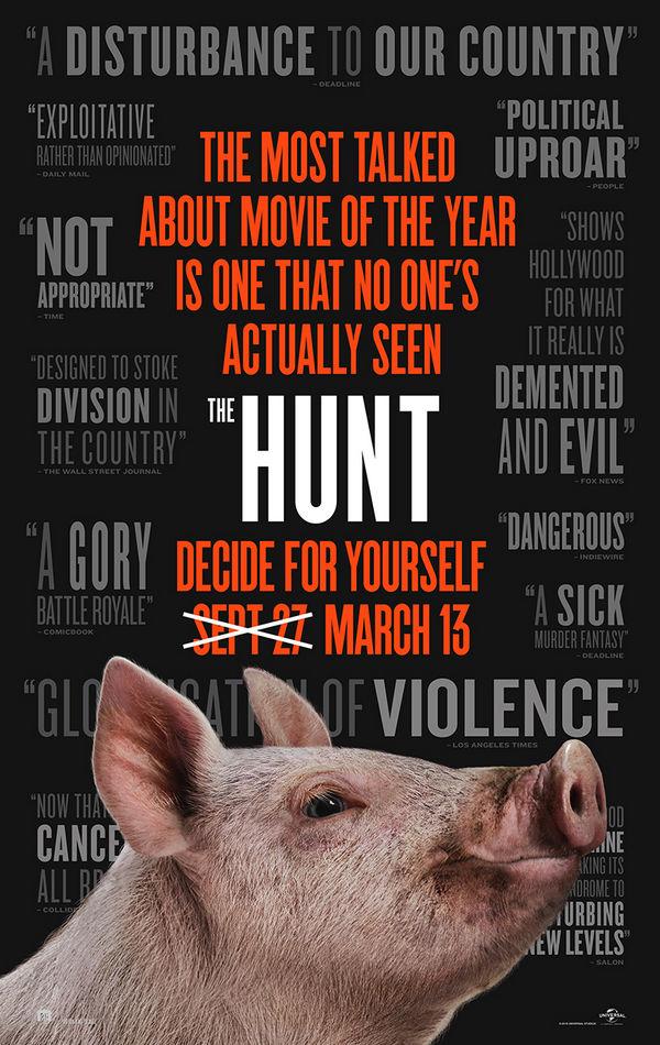 The Hunt Enormes revelaciones en este brutal thriller Trailer 2