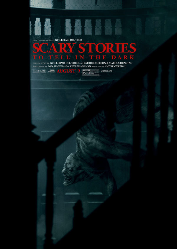 'Scary Stories to Tell in the Dark' regresa para una secuela con André Øvredal