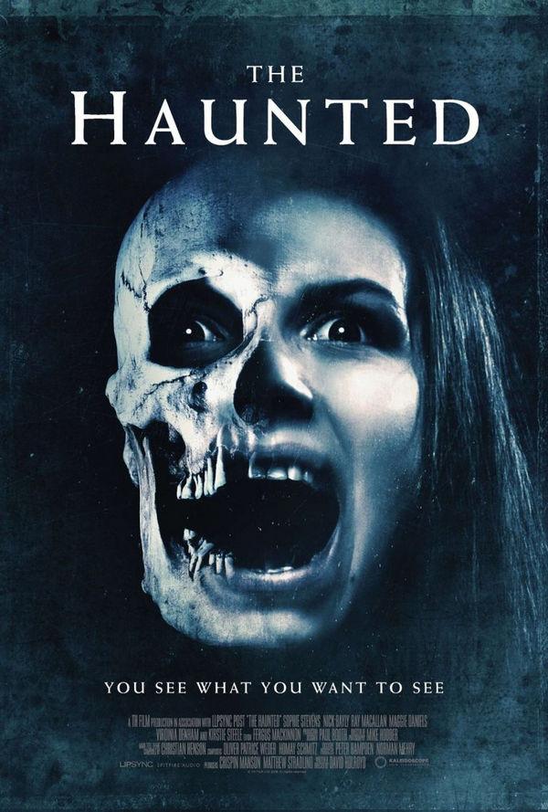 Terrorifico clip adelanto de The Haunted que se estrena en mayo