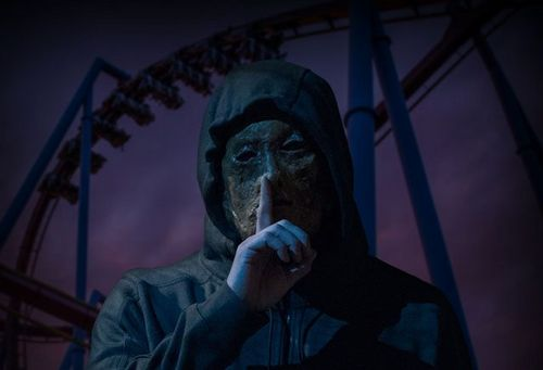 Hell Fest killer The Other will stalk Six Flags Fright Fest for Halloween 2018 1 e1534877274778