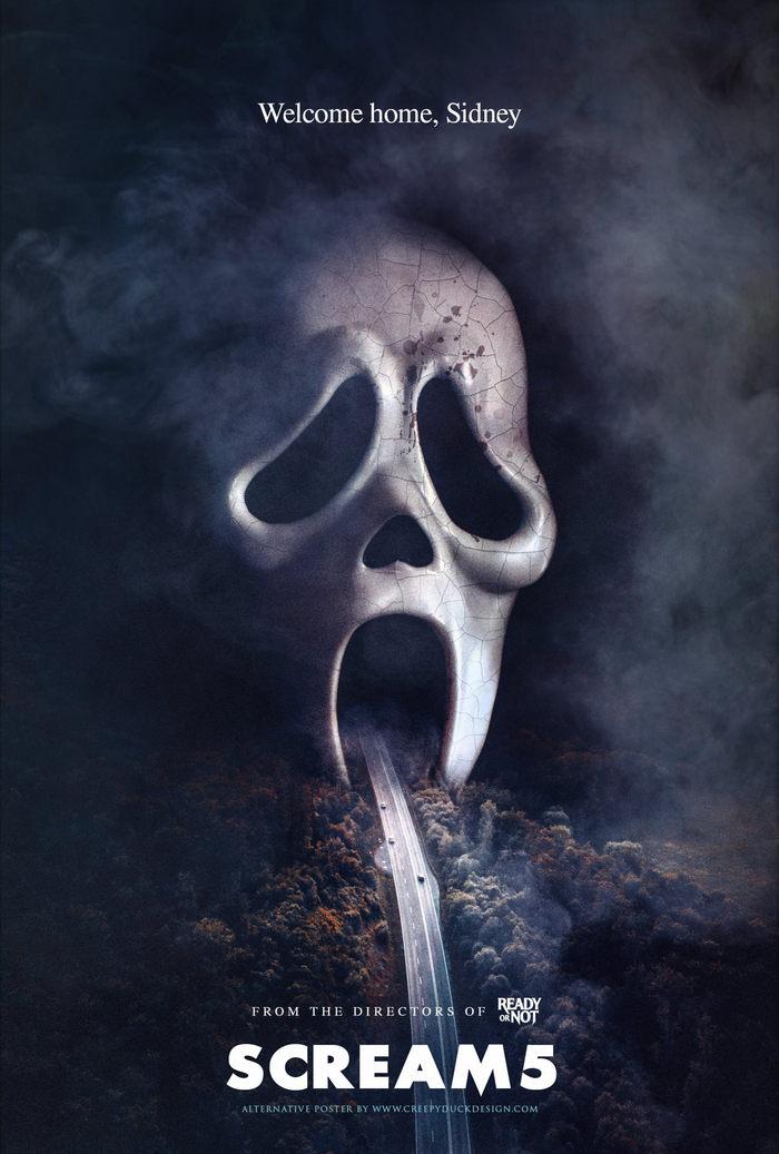 Scream 5 re programa su estreno a enero de 2022