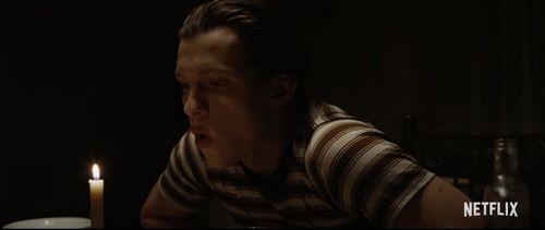 The Devil All the Time Pattinson Skarsgård y Holland protagonizan este enigmático thriller 2