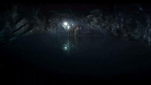 black water abyss crocodiles