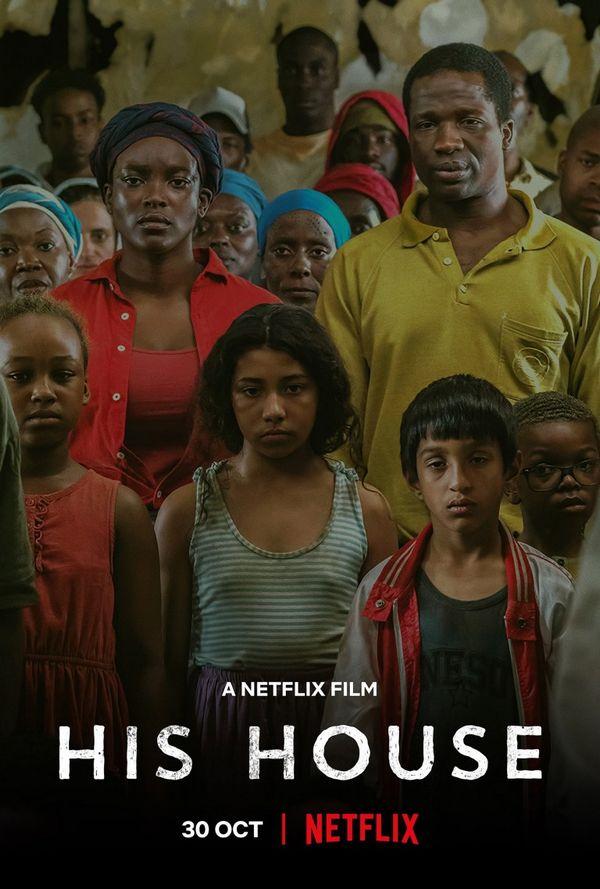 Trailer de His House una de casas encantadas e inmigrantes negros