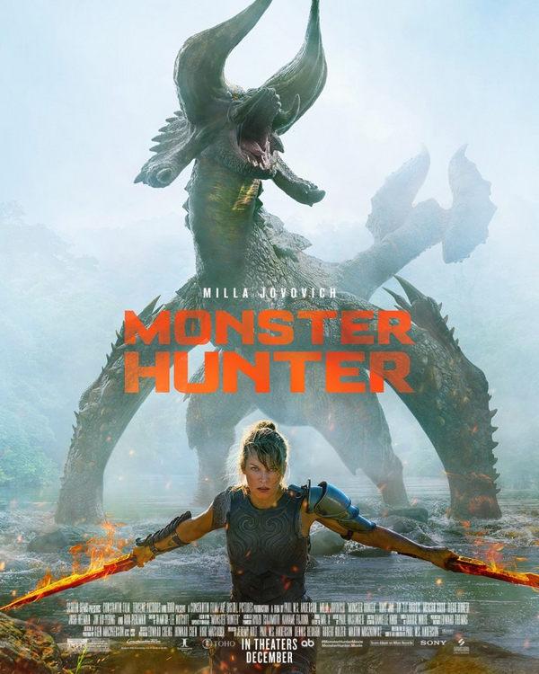 Monster Hunter tenemos su primer trailer cargado de monstruos...y marines 2