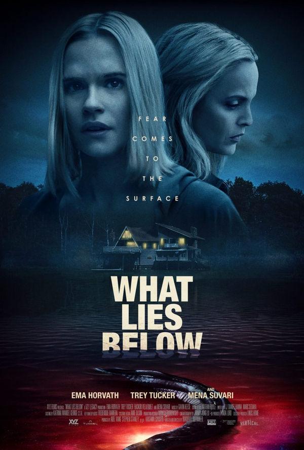 What Lies Below con Mena Suvari se estrena en Diciembre 2