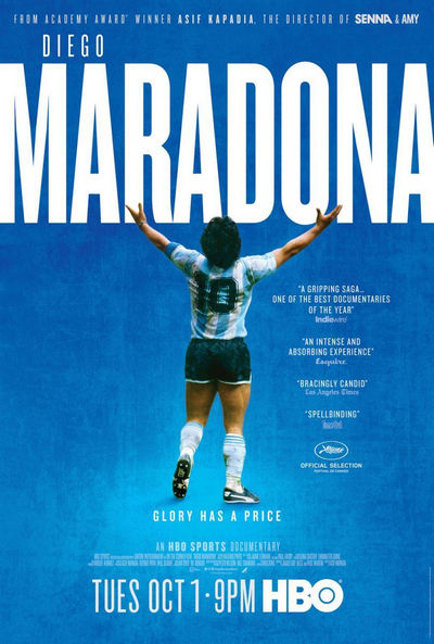 Diego Maradona, Sexo, Drogas y Futbol [Documental]