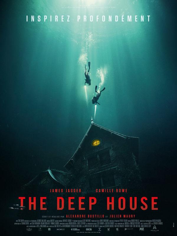 The Deep House trailer de lo nuevo de los directores de Inside