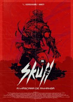 skull the mask poster333