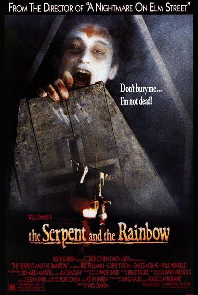 La serpiente y el Arco Iris 1988 5