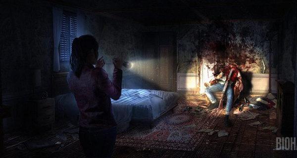Resident Evil Infinite Darkness SERIE