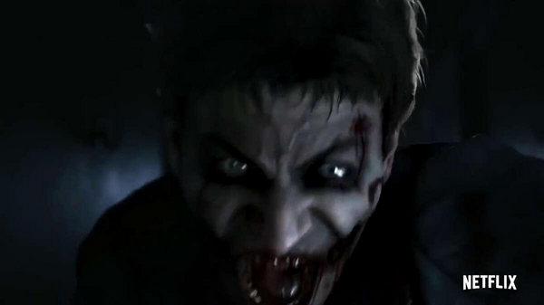 Resident Evil Infinite Darkness SERIE 2